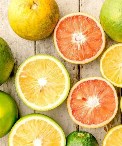 All about the citrus