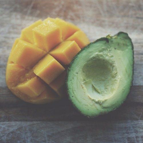 mango avocado