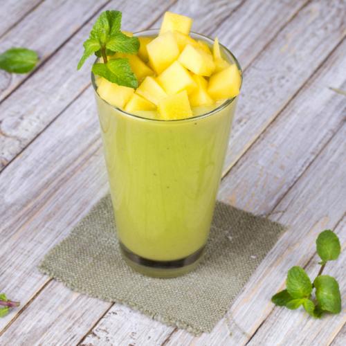 Honeydew Melon Crisp